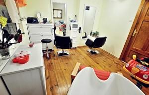 salon fryzjerski w Bydgoszczy