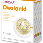 Dieta Cambridge owsianki