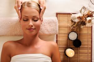 zabieg relaksacyjny z masażem